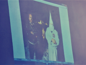 KROSS KOLOR KOMMUNICATION:  A Black Man's Influential Conversations with White Supremacists
